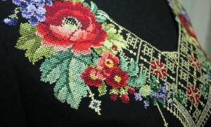 Техника вышивки крестом для начинающих