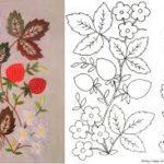 uzor-dlya-vyshivki-gladyu-cvetok