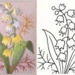 cvetok-landysha-skhema-dlya-vyshivki-gladyu